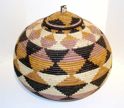 African Baskets featured at Gems of Africa Gallery in Atlanta ...